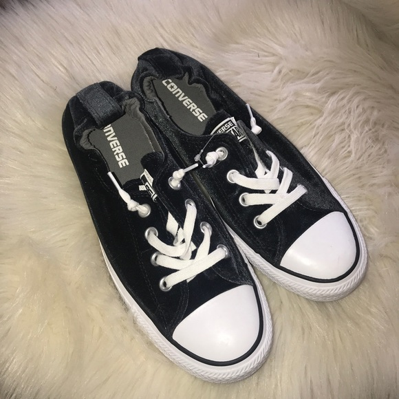 Converse Shoes - Converse all star CT shoreline velvet sneakers 8.5 1f3121b08